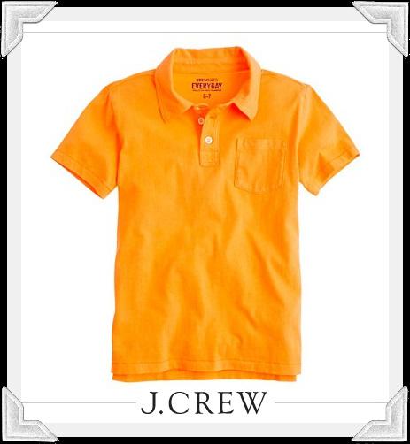J.Crew Jersey Polo As Seen Worn By Arthur Saint Bleick