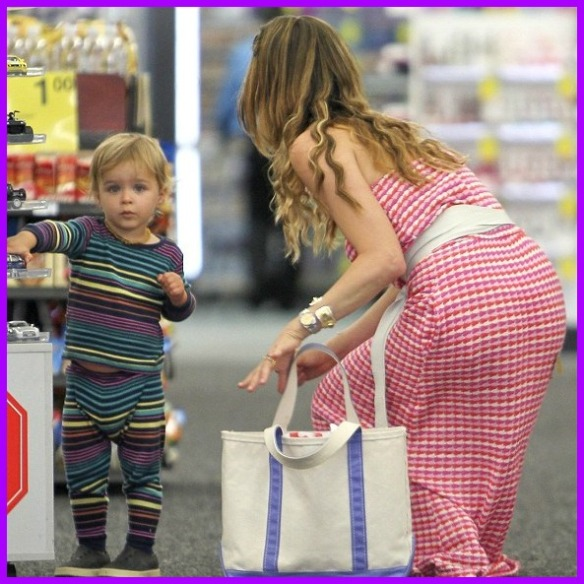 Arthur Saint Bleick Shopping With Mommy 2