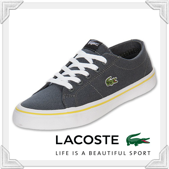 Lacost Marcel Chunky Casual Shoe as seen worn by Arthur Saint Bleick