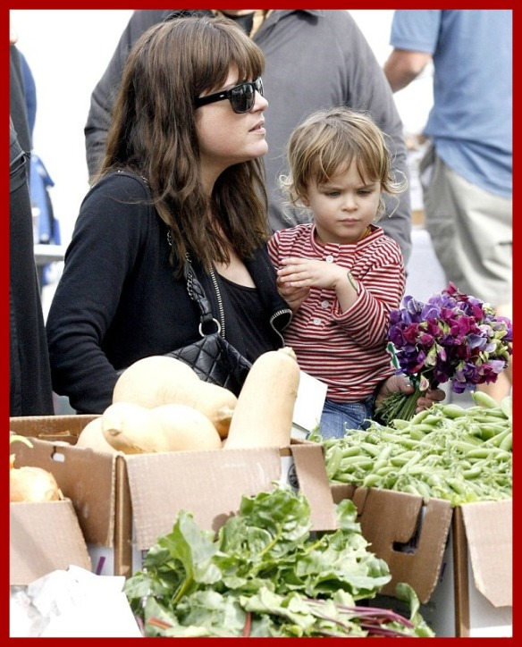 Selma Blair Wearing A Kick-Ass WILT Jacket 2